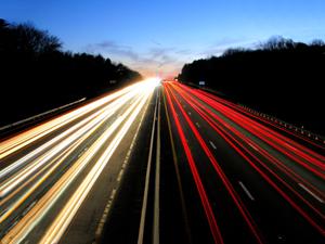 """""""Highway,"""" © Jack McAvoy"""