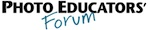 Photo Educators' Forum logo